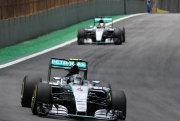 Fórmula 1: Rosberg se impone en Interlagos y afianza el subcampeonato