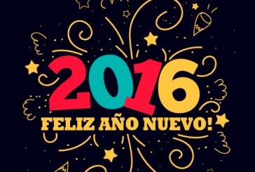 Los mejores deseos para este Nuevo Año!!!