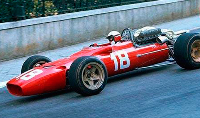 21 de diciembre de 1935, nacía Lorenzo Bandini
