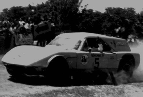 Un 9 de Diciembre de 1967, Gradassi se accidenta y Copello se queda con todo