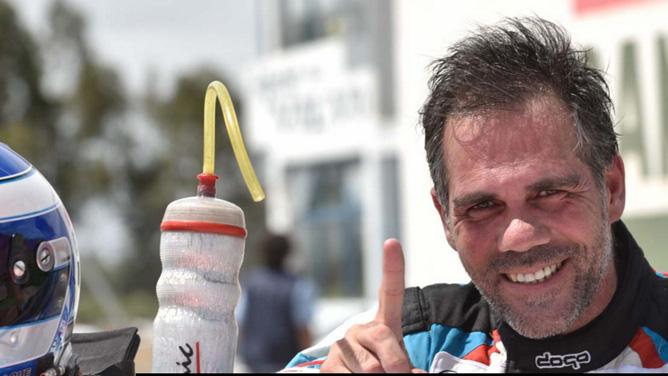 TR Series: Fabián Flaqué se quedo con la pole position