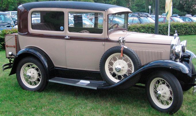 Un 2 de diciembre de 1927, se comenzaba a comercializar el Ford A