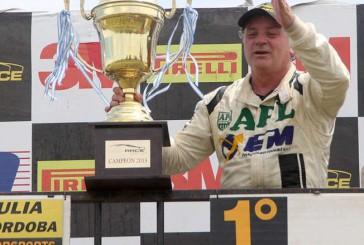 TR Series: Guarnaccia es el campeón