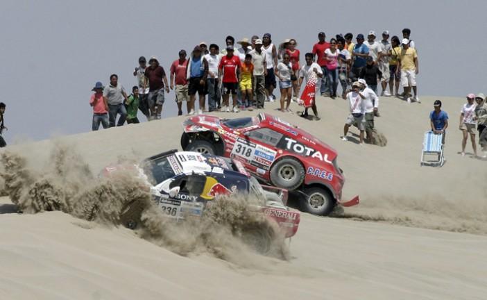 Rally Dakar: ya se palpita el inicio