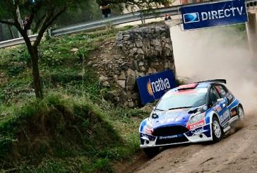 Rally Argentino: Villagra ganó las pruebas clasificatorias