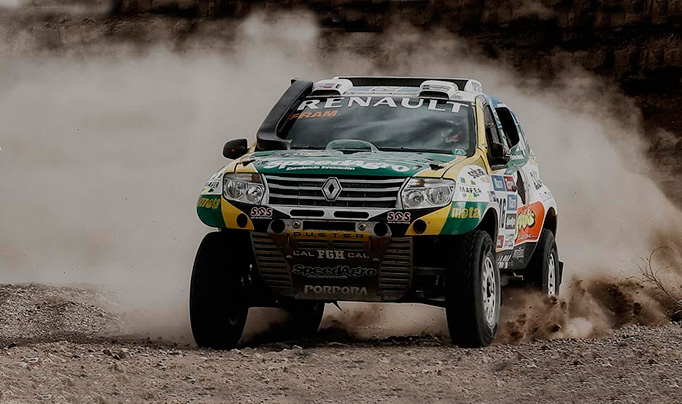 Rally Dakar: Etapa 3 – Loeb se mantiene adelante y los camiones disputaron la etapa
