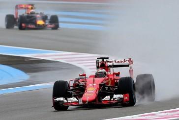 Fórmula 1: Arrancaron las pruebas en Paul Ricard