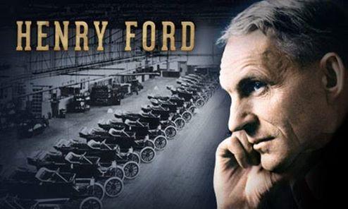 5 de enero de 1914, Ford revolucionaba el mercado laboral