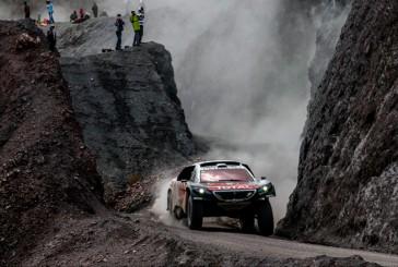 Rally Dakar: Etapa 5 – Loeb gana la etapa Jujuy-Uyuni (Bolivia)