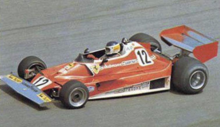 23 de Enero de 1977, el «Lole» Reutemann ganaba el GP de Brasil con Ferrari