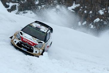 WRC: Meeke vuelve a liderar en Monte Carlo