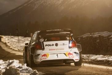 WRC: Oggier dominó el primer especial del rally de Monte Carlo