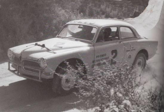 Un 6 de Enero de 1965, Carlos Pairetti ganaba la «Semana de la Velocidad»
