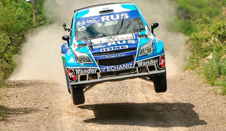 Rally Argentino: comienza la temporada en tierras cordobesas