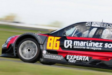 TR V6: Canapino arrancó con todo la temporada