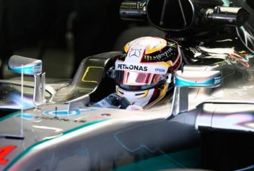 Fórmula 1: Hamilton vuelve al liderazgo en la sesión matinal en Barcelona