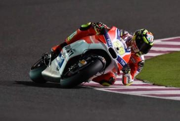 MotoGP: Iannone marca el ritmo en la FP2