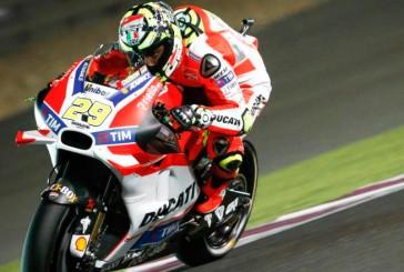 MotoGP: Iannone, también fue el más veloz en los FP3 de Qatar