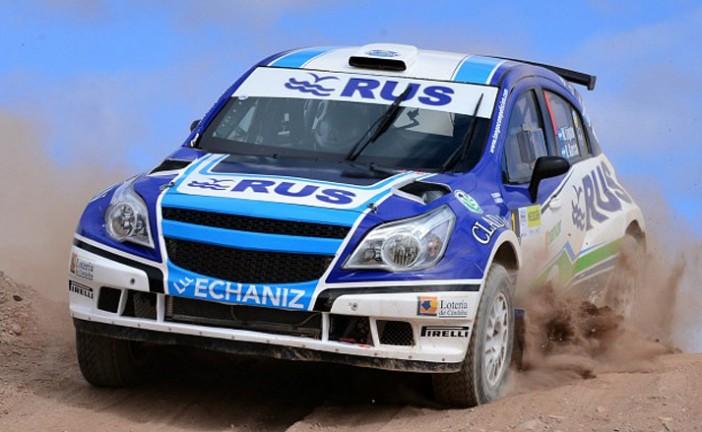 Rally Argentino: Ligato con máxima efectividad en Neuquén