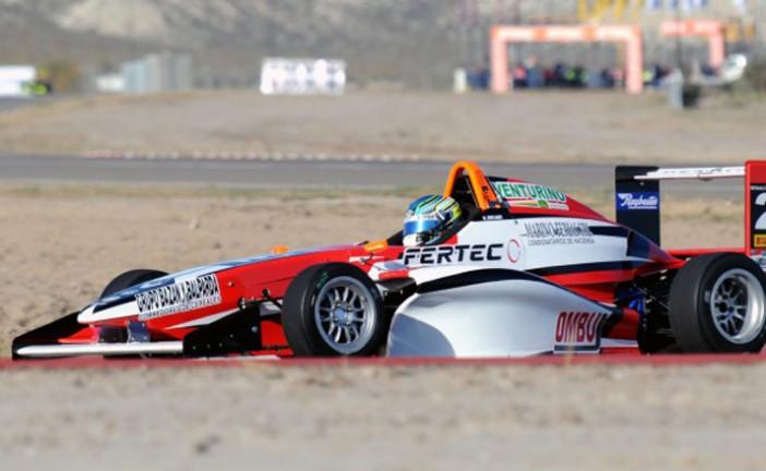 FRA 2.0: Marino se quedó con la segunda carrera