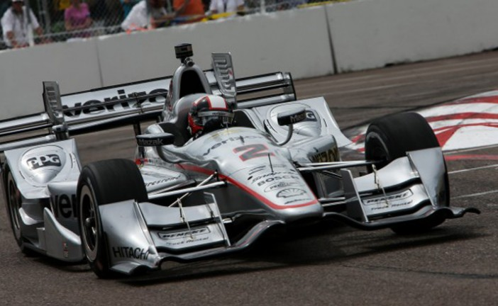 Indy Car: Montoya volvió a ganar en St. Petersburg