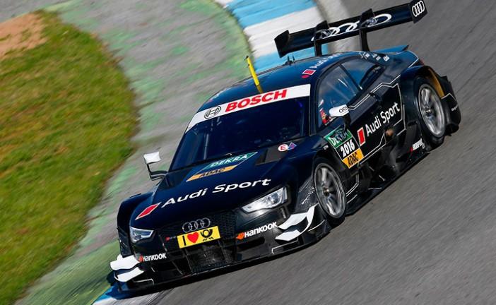 DTM: En el tercer día de pruebas, Ekström fue el más rápido