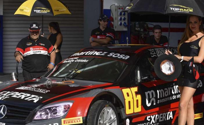 TRV6: Canapino y Risatti los más rápidos en las series