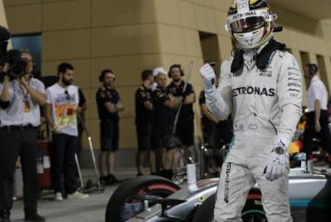 Fórmula 1: Hamilton logra la Pole en una clasificación que sigue sin gustar