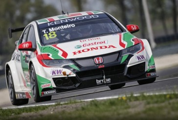 WTCC: Monteiro ganó la primera, «Pechito» López fue 5°