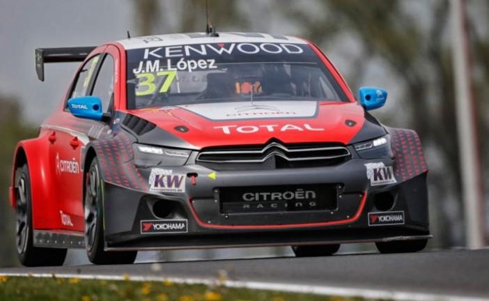 WTCC: «Pechito» López quedó 6° en Hungría