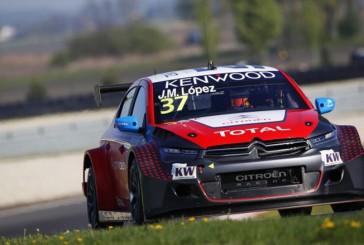 WTCC: «Pechito» López se lleva el triunfo en la segunda carrera de Eslovaquia