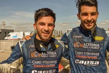 TR Series: Lucas Valle se quedó con la pole position