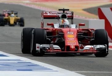 Fórmula 1: Vettel lidera en los Libres 3 de Bahréin