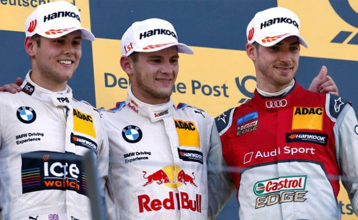 DTM: Wittmann ganó la 1ª carrera en Red Bull Ring