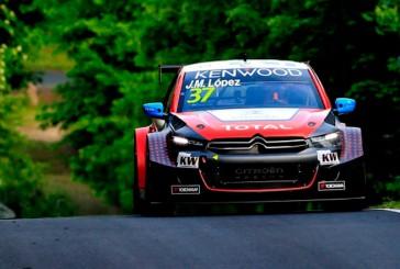 WTCC: La pole position fué para «Pechito» López