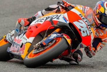 MotoGP: Pedrosa marca la pauta en la FP1