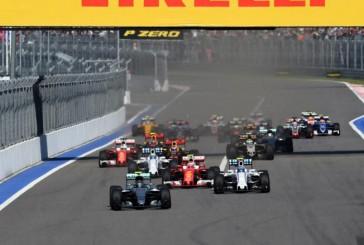 Fórmula 1: Victoria de Rosberg y gran remontada de Hamilton en Rusia
