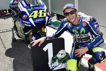 MotoGP: Pole position para Valentino Rossi en Mugello