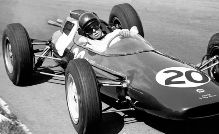 6 de junio de 1960, debutada Jim Clark en Fórmula 1