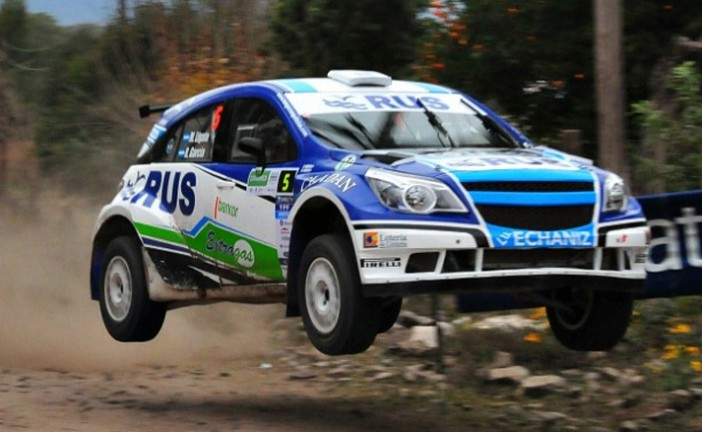 Rally Argentino: Ligato quiere adueñarse del «Rally del Poncho»