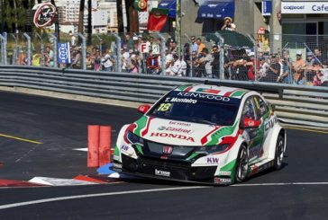 WTCC: Monteiro logró la pole de local