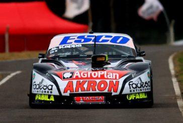 TC: Ortelli sigue al mando y se queda con la pole position