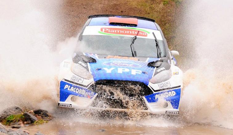 Rally Argentino: Villagra volvió a ganar «El Poncho»