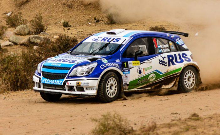 Rally Argentino: Ligato ganó el rally de Tafí del Valle