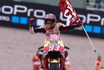 MotoGP: Magnífica victoria de Márquez en Alemania