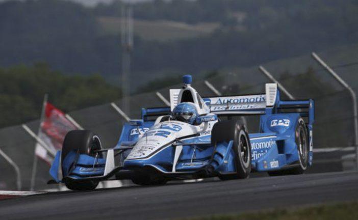 Indy Car: Pagenaud se lleva la pole en Mid-Ohio