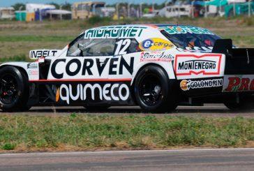 TC: La 1ª clasificación fue para Angelini y su Dodge