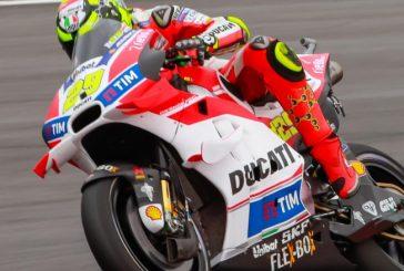 MotoGP: Iannone el más rápido tras la caída de Márquez