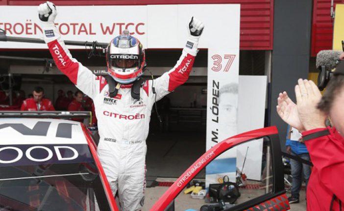 WTCC: «Pechito» López y una nueva pole