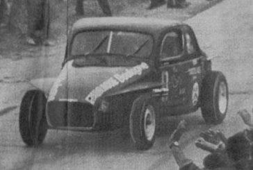 22 de agosto de 1965, Angel Teodoro Rienzi ganaba con el F100
